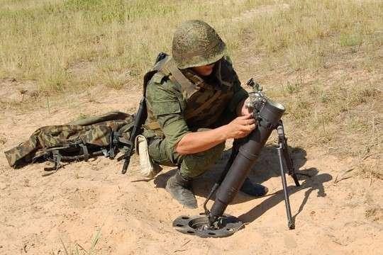 В США русский миномет прозвали «тихой смертью»