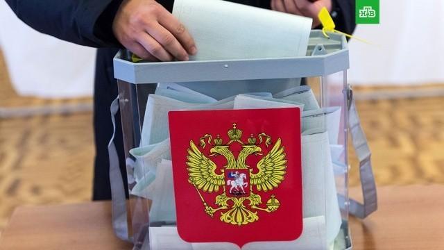 Единый день голосования 2018. Избирательные участки открылись в центральной России