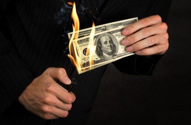 Про грядущий крах доллара: полный вперёд! Время настало
