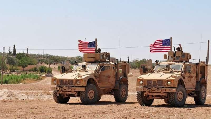 США перебросили в Сирию дополнительные войска