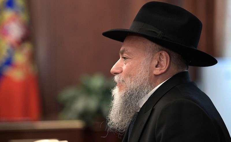 Президент Федерации еврейских общин Александр Борода.
