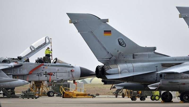 Германия раздумывает, присоединиться ли к ударам США по Сирии?