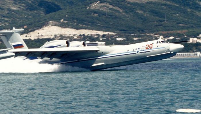 России нужен охотник за подлодками – самолет-амфибия А-40