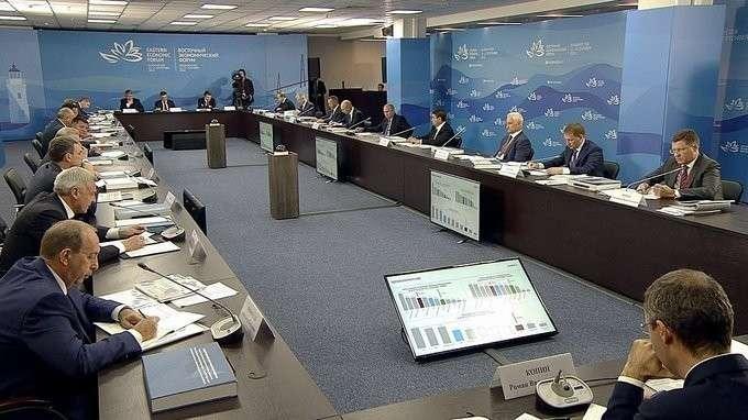 Владивосток: заседание президиума Госсовета под председательством Владимира Путина