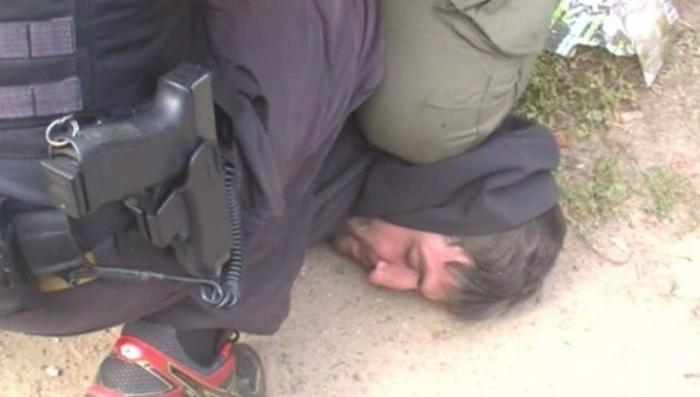 Террорист из ИГ, схваченный под Смоленском, рассказал о методах работы СБУ