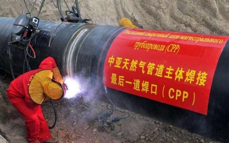 Китай увеличит объем импорта природного газа из России и Казахстана