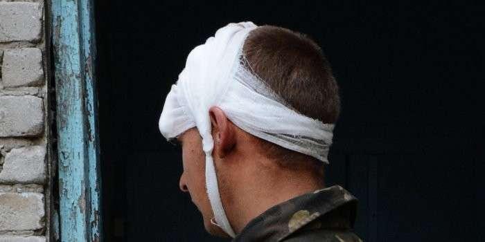 Солдат АТО вернулся из зоны боевых действий и потерял квратиру