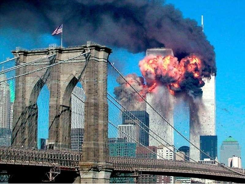 Годовщина терактов 11 сентября 2001 года. Нестыковки официальной версии событий