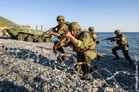 Рекордные маневры на Дальнем Востоке напрямую связаны с войной в Сирии