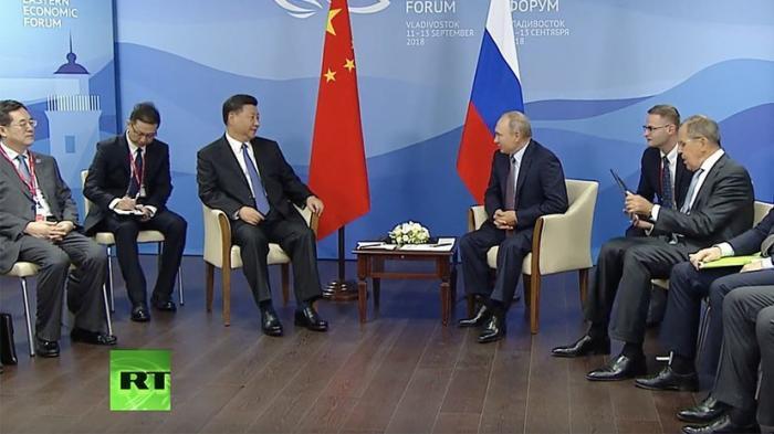 Владимир Путин провёл переговоры с Си Цзиньпином: политики и безопасность на Земле