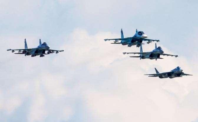 Какие военные тайны пиндосы подглядели у русских в небе Сирии