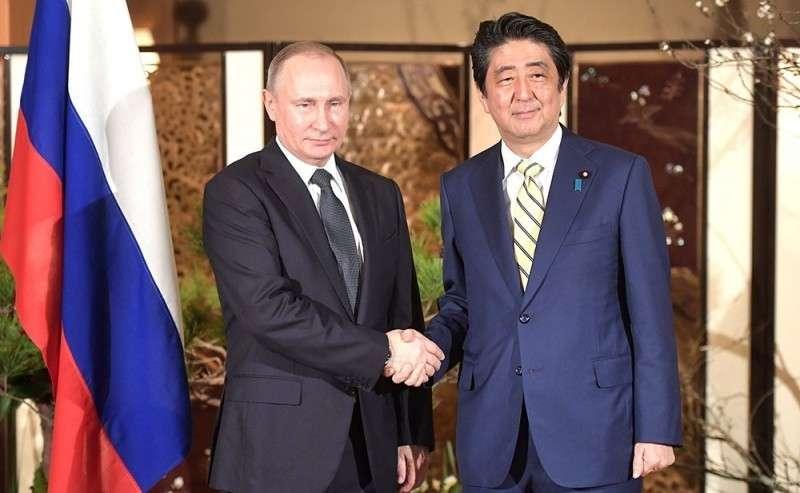 10 соглашений, которые были заключены во время встречи Путина и Абэ