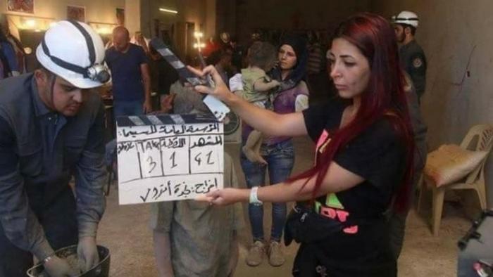 Сирия. В Идлибе террористы уже начали съемки видеоролика о химической атаке