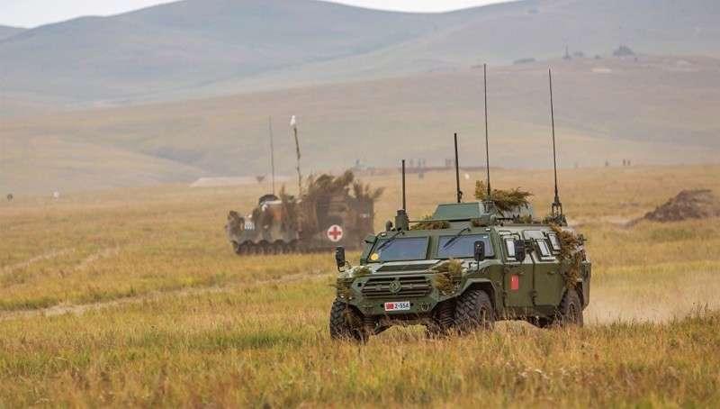 В России на учениях «Восток-2018» впервые покажут соединения ВДВ нового типа