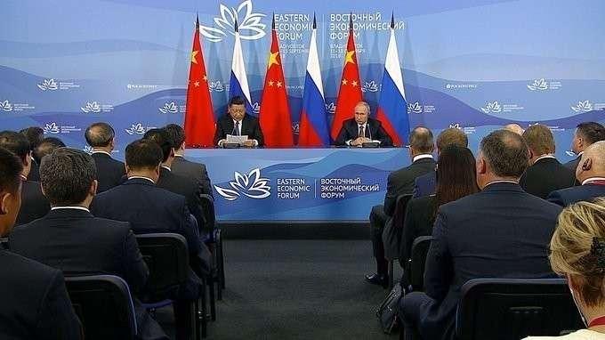Заявления для прессы поитогам переговоров сПредседателем КНР Си Цзиньпином