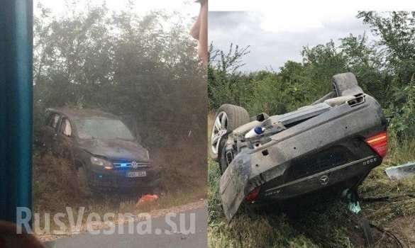 Покушение на жизнь президента Молдовы Игоря Додона или трагическая случайность? | Русская весна