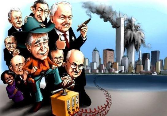США взорвали в Нью-Йорке башни-близнецы 9/11 для развязывания рук своим милитаристам