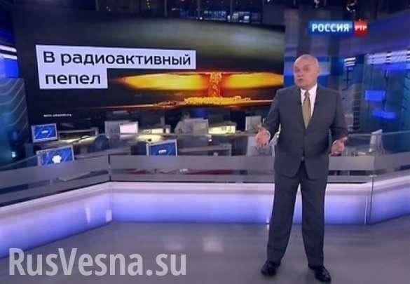 Дмитрий Киселёв: Россия выигрывает информационную войну у Запада | Русская весна