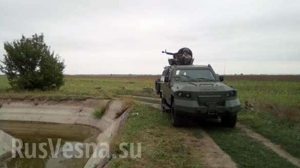 Украина заявила о переброске войск к Азовскому морю | Русская весна