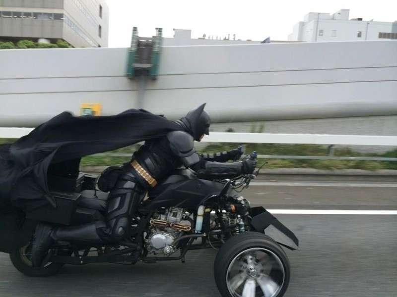 2. Британские ученые вычислили скорость Бэтмена открытие, ученые