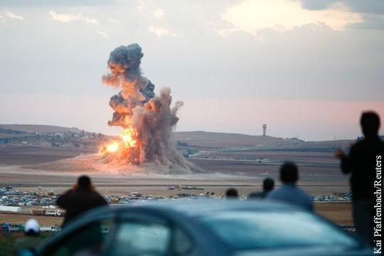 США резко подняли ставки в сирийской войне нервов