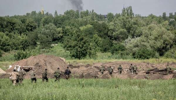 Хунта намерена создать Приазовскую область в Донбассе