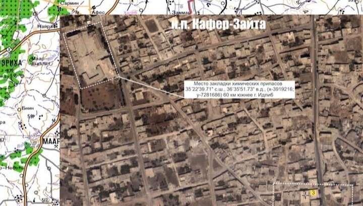 Российские военные в Сирии узнали, как снимается новая провокация с «химической атакой»