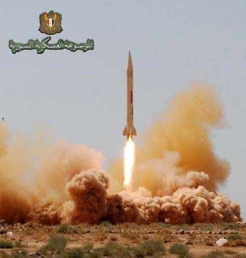 Сирия может устроить пиндосам настоящий «ракетный апокалипсис» на своей территории