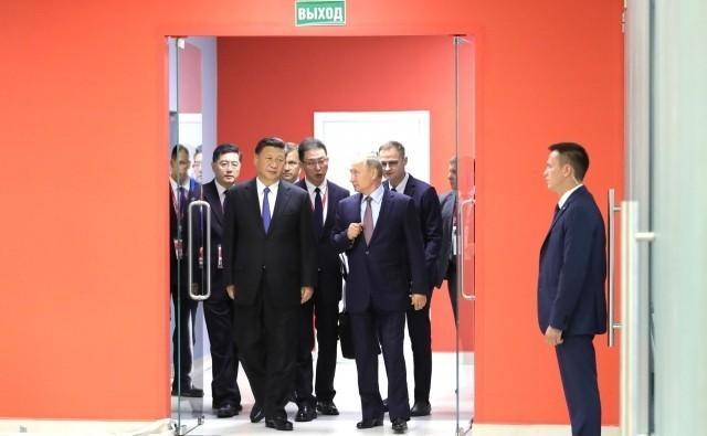 ВЭФ-2018: встреча Путина и Цзиньпина в свете глобальной динамики