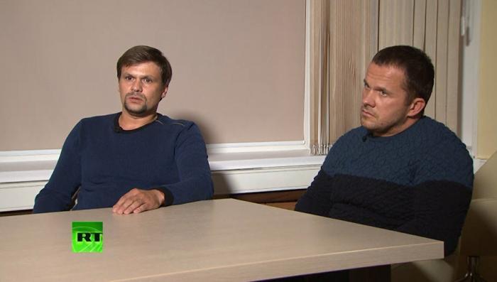 Петров и Боширов заявили, что британские власти сломали им жизнь