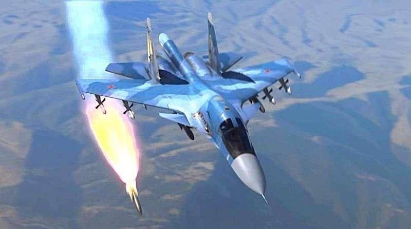 Варианты операции ВКС РФ и САА в Идлибе и возможная реакция США и стран ЕС