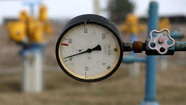 Газовая компрессорная станция Укртрансгаз в городе Боярка. Архивное фото