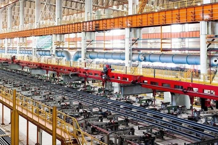 ЧМК сертифицировал рельсы для новых высокоскоростных железных дорог