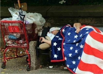 Что такое бедность и как ею манипулируют в США и России?