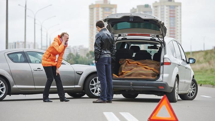 Осторожно! Автоподставы: новые способы вымогательства денег у водителей