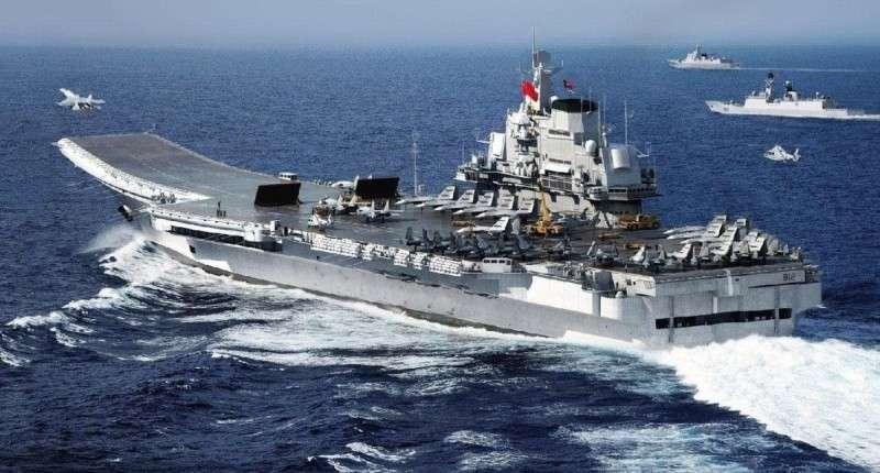 Силовая Геополитика. Как Китай подвинул Австралию на Тихом океане