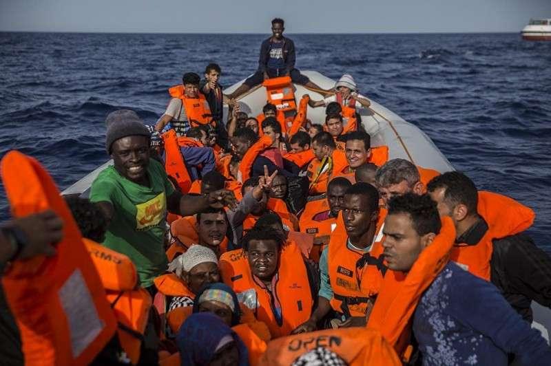 Италия обвинила Францию в свержении Каддафи и наводнении ЕС мигрантами