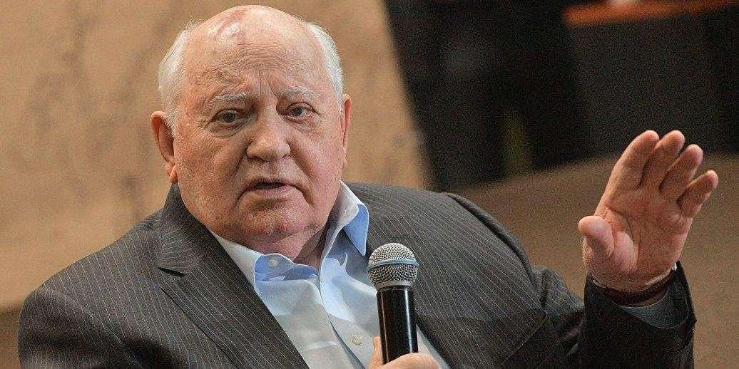 Сбежавший в США подлец Горбачёв с удивлением узнал, что большинство россиян его не любят