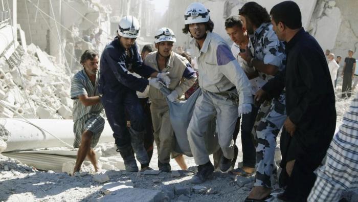 Провокация с химической атакой в Сирии: рискнут или нет?