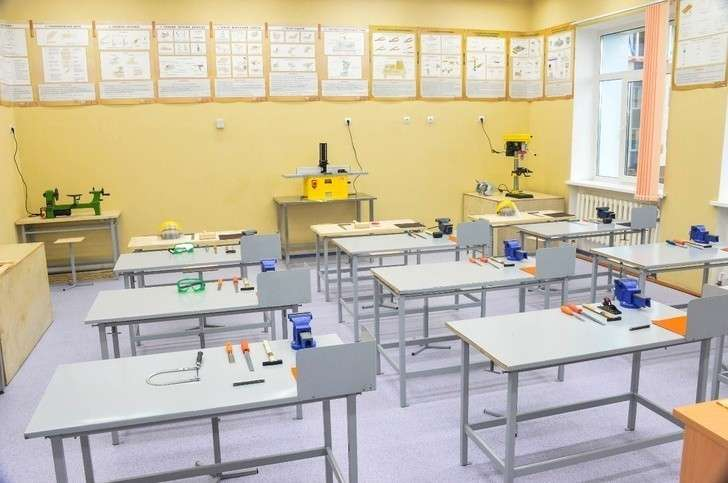 ВТуве открыли новую школу-интернат аграрного профиля