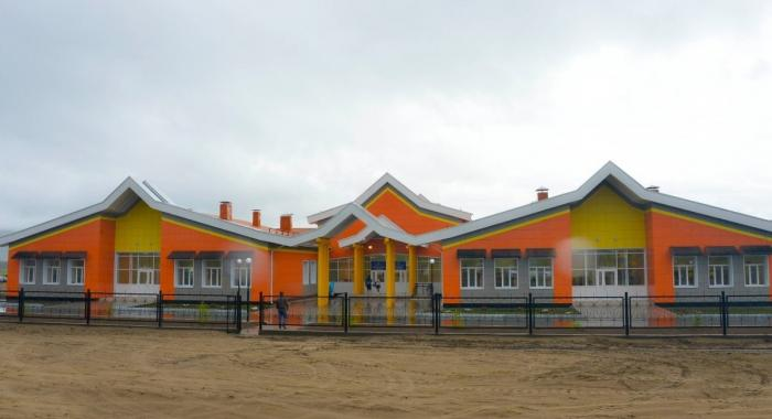 ВТуве открыли новую школу-интернат с аграрной специализацией