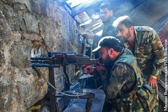 Почему армия Сирии до сих пор не начала широкомасштабное наступление на Идлиб