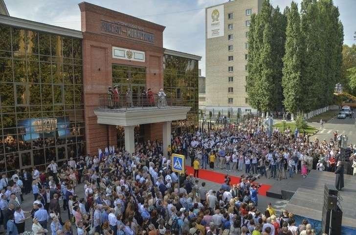 Исторический парк «Россия— Моя история» открылся вСаратове