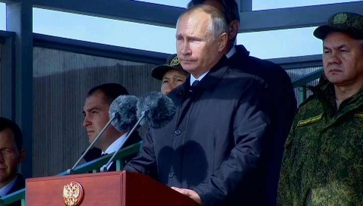 Президент лично участвовал в планировании учений