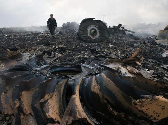 Открылись новые обстоятельства крушения на Донбассе малайзийского Боинга рейс МН17