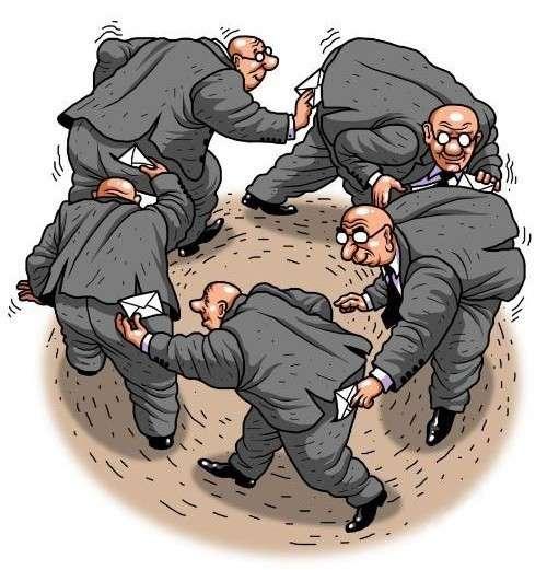 Беспредел в Карелии: зажравшиеся чиновники глумятся и веселятся, занимаясь грабежом