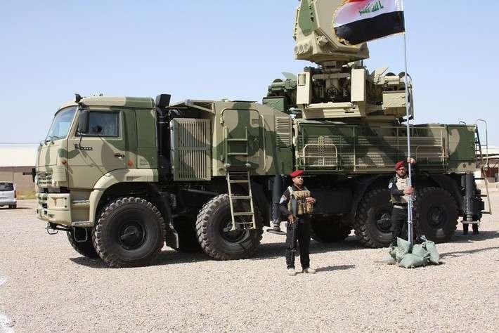Ирак получил первые заказанные вРоссии системы ПВО