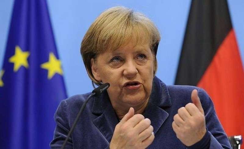 Меркель, комментируя «Северный поток-2», приказала Прибалтике не мешать