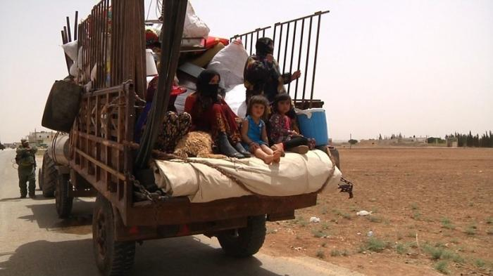 В Сирии люди ждут победы над американскими наёмниками и мира по всей стране