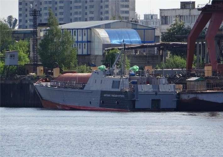Новейший десантный катер прошел швартовные испытания